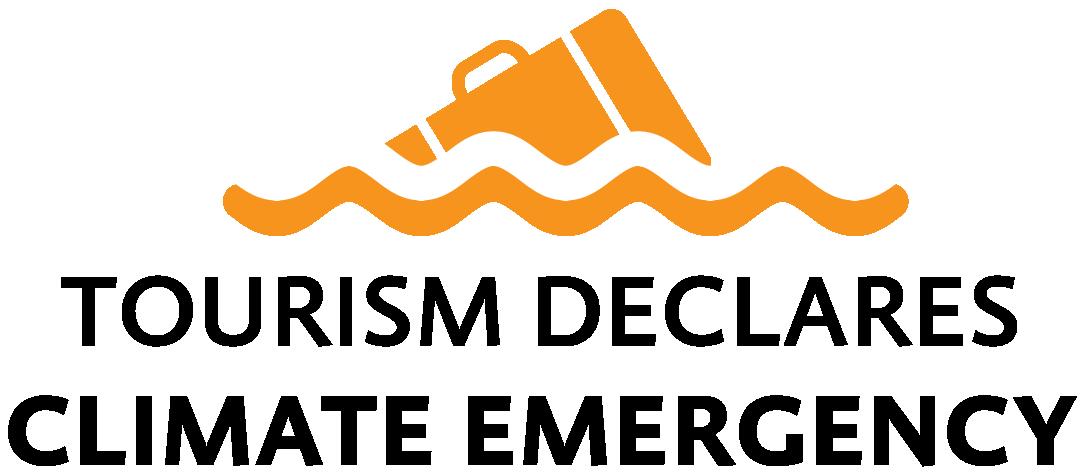 tourism declares climate change